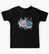 My Little Wolf Cub (Boys) Kids Tee