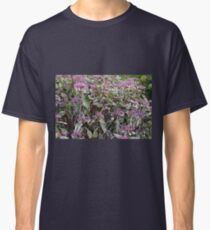 Bush of pink flowers. Classic T-Shirt