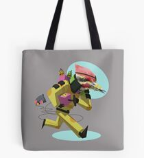 Demolitions Expert Woody Boomberg Tote Bag
