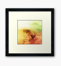 Synapse_29 Framed Print