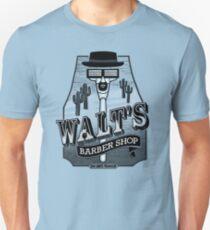 Walt's Barber Shop T-Shirt