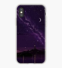 Observatory Island iPhone Case