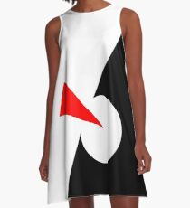 Farscape - Peacekeepers Emblem A-Line Dress