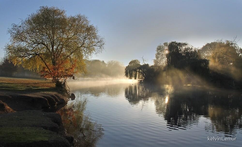 November Sunrise No. 1 by kelvinLemur