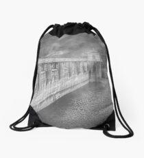 Smoky Dam - Mundering Weir, Western Australia Drawstring Bag