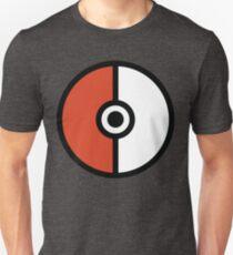 Pok Ball Hoodie Slim Fit T-Shirt
