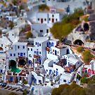 Tiny Santorini by Chris  Staring