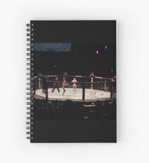 Ufc....... Spiral Notebook
