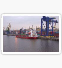 Containerschiff BF Victoria Sticker