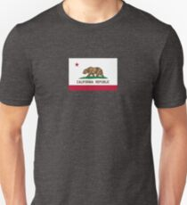 Los Angeles - Californian State Flag of L.A. T-Shirt