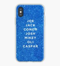 YouTuber Guys iPhone Case