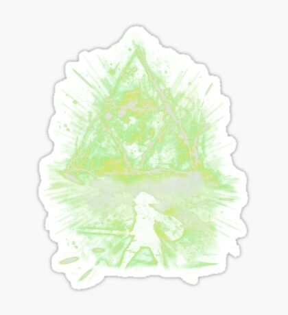 triforce strorm Sticker