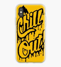 Mountain Chill Out iPhone Case