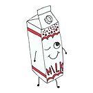 Mr Milk by Charis Woodrow