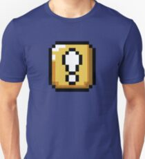 Exclamation block! T-Shirt