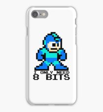 I Only Need 8 Bits iPhone Case/Skin