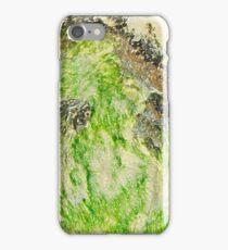 Lime Seaweed iPhone Case/Skin