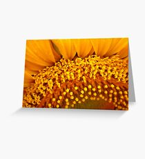 Floral Florets Greeting Card