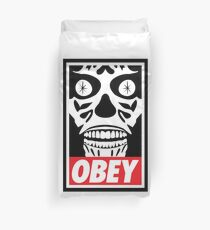 They Obey Duvet Cover