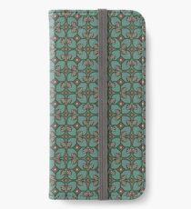 Art deco pattern iPhone Wallet/Case/Skin