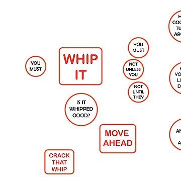 Devo Whip It flowchart by loppynora