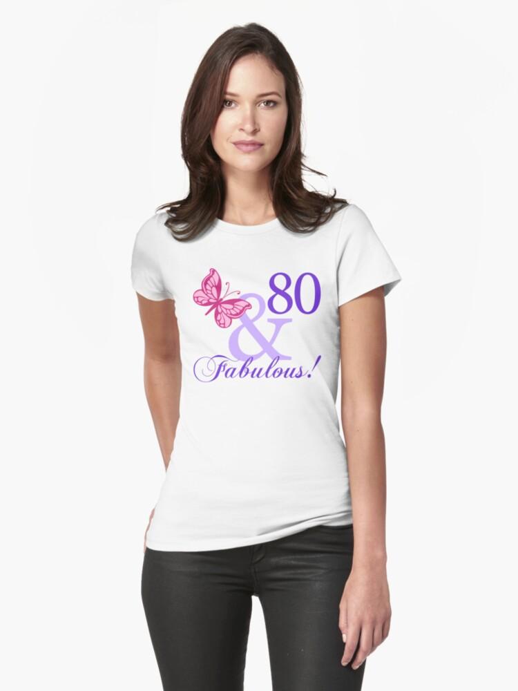 Fabulous 80th Birthday by thepixelgarden