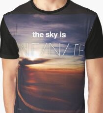 the sky is...  Graphic T-Shirt