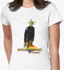 Wynonna Earp - Nicole Haught Women's Fitted T-Shirt