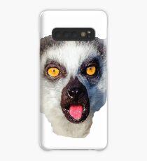 lemur, monkey, monkey Case/Skin for Samsung Galaxy