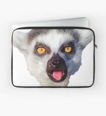 lemur, monkey, monkey Laptop Sleeve