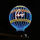 Balloon Sign - Paris, Las Vegas ^ by ctheworld