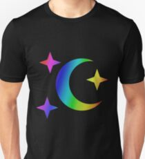 MLP - Cutie Mark Rainbow Special - Moon Dancer Unisex T-Shirt