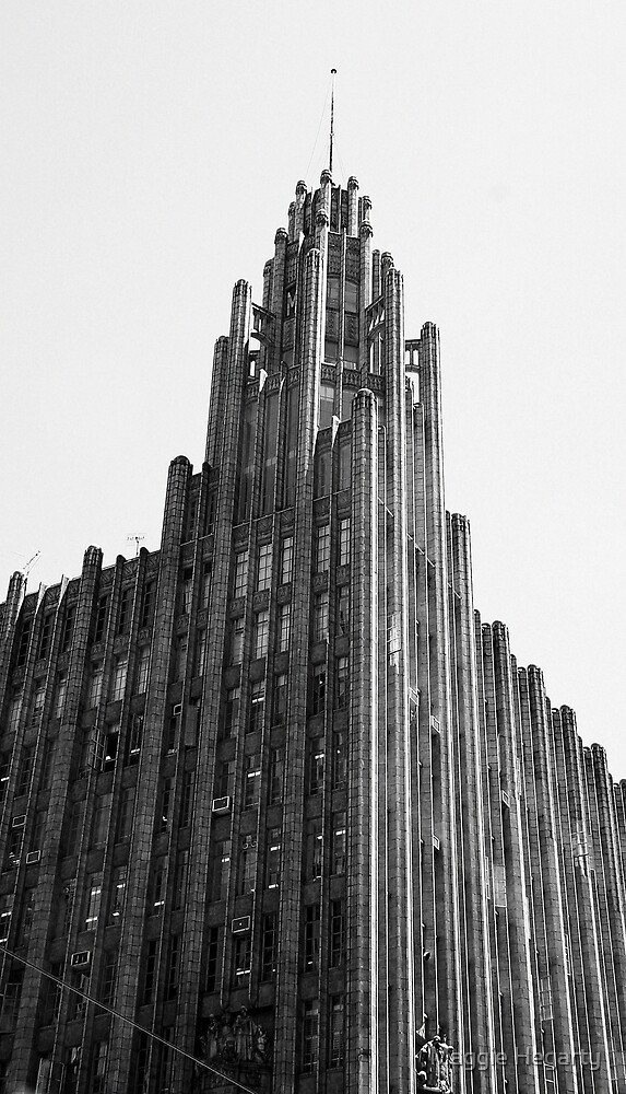 Manchester Unity Building, Melbourne by Maggie Hegarty