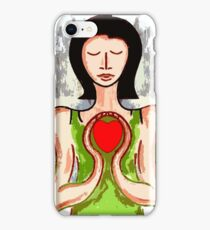 PRECIOUS HEART iPhone Case/Skin