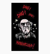 Breaking Bad - Ding Ding Motherfucker Photographic Print