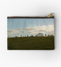 Silhouettes, Parliament Hill Studio Pouch