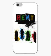 MIETEN Musical Paint Splash iPhone-Hülle & Cover