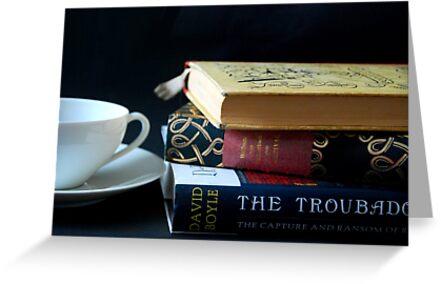 Reading by Rowan  Lewgalon