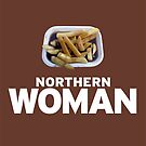 Northern Woman by Smallbrainfield