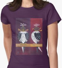 Falconry Women's Fitted T-Shirt