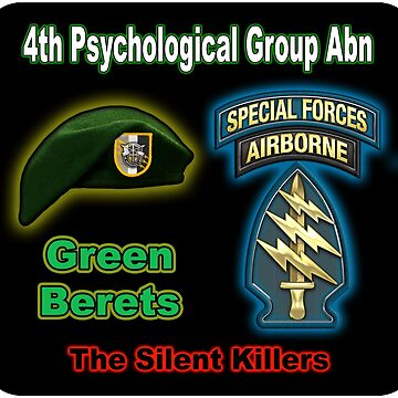 4th Psychological Group (Abn) by thegrafaxspot