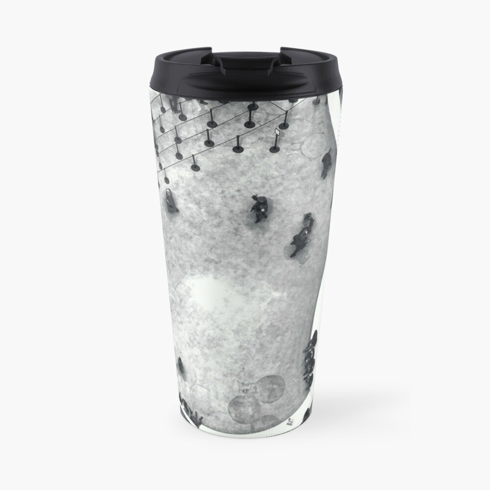 From the top Travel Mug