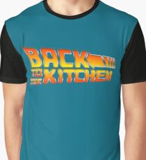 Back To the Kitchen Graphic T-Shirt