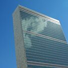 United Nations Building by Karen Checca
