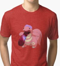 Lickitung - Pokemon Tri-blend T-Shirt