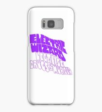 Electric Wizard - transparent Samsung Galaxy Case/Skin