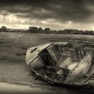 Medway Wreck  by larry flewers