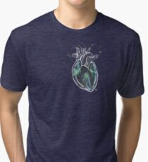 My Heart is a Jungle Tri-blend T-Shirt