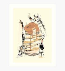 Exercises in Style #1 Art Print