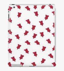 Cute little red corset iPad Case/Skin